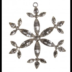 Etoile décoration moyen modèle 12 cm