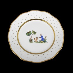 Soup plate of 25,5cm diameter/ character 6