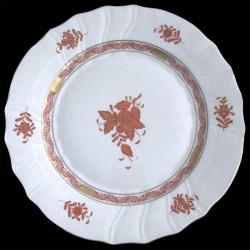 Assiette de table Apponyi