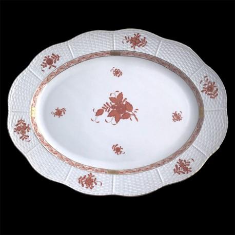 Small long dish Apponyi