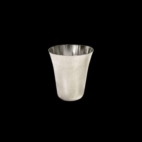 """Silverplated gobelet """"Velvet"""" small size"""