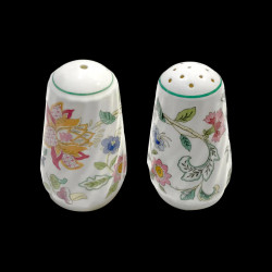 Minton Haddon Hall Salt and Pepper