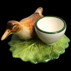 Woodcock egg cup