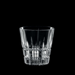 Crystal flared shot Savoy collection