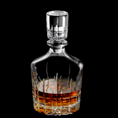 Crystal whiskey decanter Savoy collection