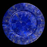 Round dish in Lapis Lazuli
