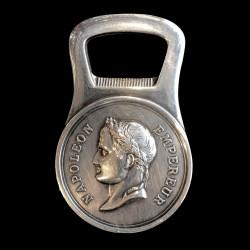 Décapsuleur médaille Napoléon Christofle