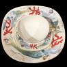 "Porcelain dinnerware set ""Sirenas"" for 12 people, Dali, N° 520"
