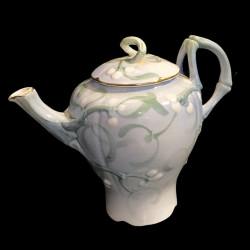 "Faience Tea pot ""Gui"" Lachenal"