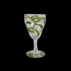 """Verre à liqueur """"Gui"""" Edmond Lachenal"""