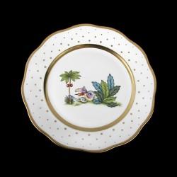 Desert plate of 23cm diameter/ bird 1