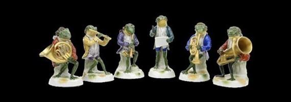 Curiosidades: figuras de porcelana