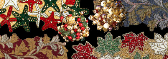 Beaded decorations