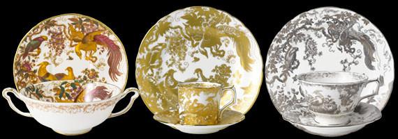 Royal Crown Derby Porcelain